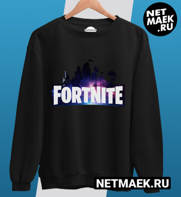 Свитшот Fortnite Dark