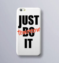 Чехол на iPhone Just Do It