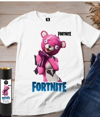 Футболка Fortnite Cuddle Team Leader NEW