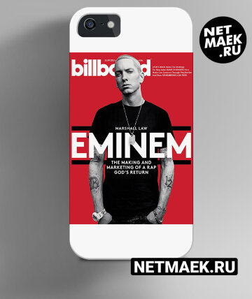 Чехол на iPhone Eminem 2