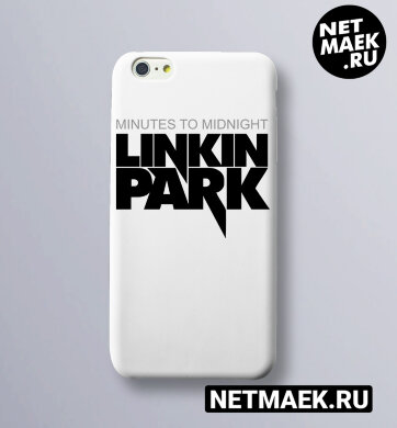 Чехол на iPhone Linkin Park